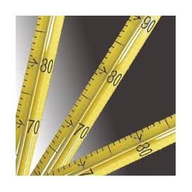 Thermomètre verre